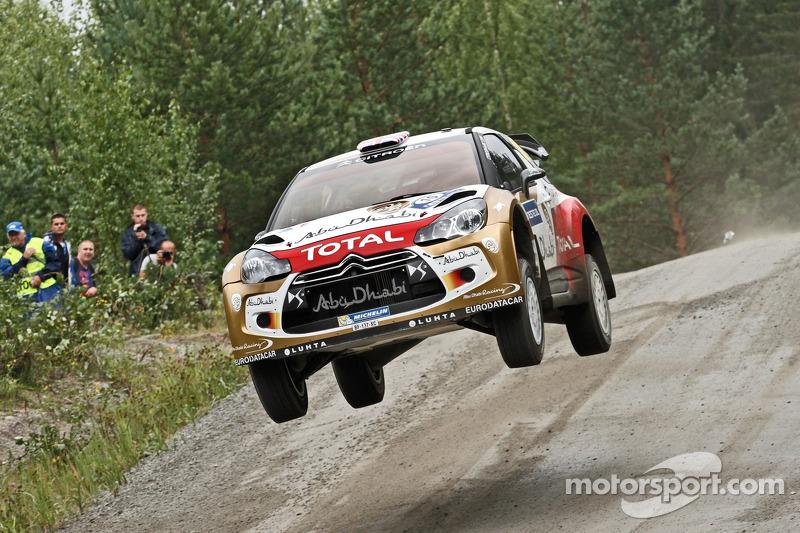 Citroën announces 2014 drivers