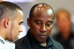 Formula 1 Breaking news Hamilton did pay father, former manager Anthony