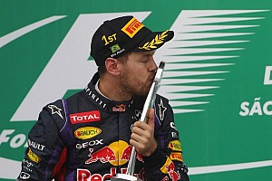 Red Bull, Vettel slam new 'double points' rule
