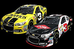 RCR brings the No. 3 back to the Cup Series with Austin Dillon