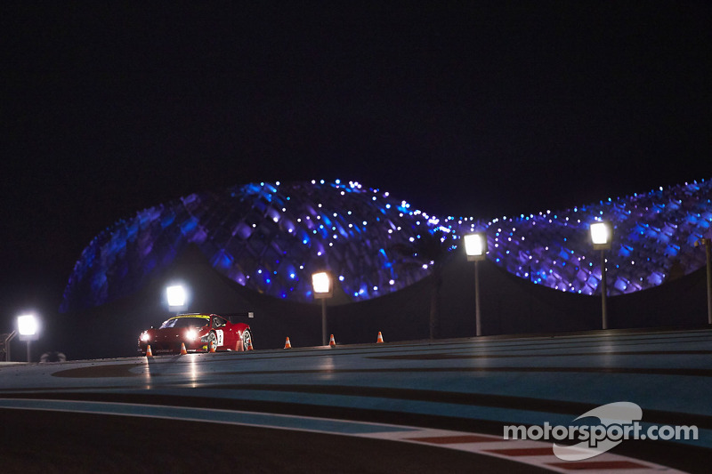 Trouble-free first running for 2013 Gulf 12 Hour entrants