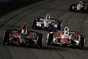 IndyCar Breaking news Chevrolet and Honda to produce INDYCAR aerokits for 2015