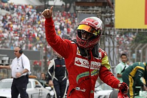 Formula 1 Breaking news Massa bids Ferrari farewell