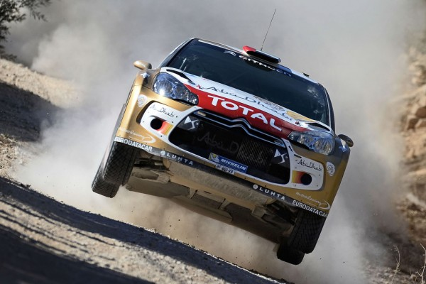 Citroën Racing ready for the 2014 rally challenge