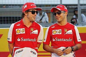 Formula 1 Analysis Alonso tips Ferrari to 'miss' Massa's input