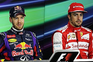 Formula 1 Breaking news Only normal car will prove 'legend' status for Vettel - Alonso