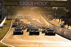 Endurance Breaking news Star drivers on the hunt for 12 hour seats in the Liqui-Moly Bathurst 12 Hour