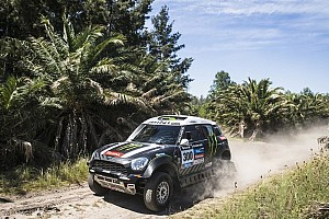"MINI and the X-raid Team ready to start ""mission title defense"" at the 2014 Dakar Rally Sunday"