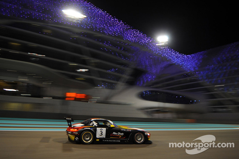 Al Qubaisi ready for Dunlop 24 at Dubai