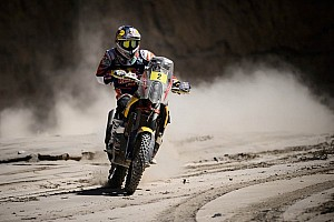 Dakar Stage report Next up, Salta - Valparaiso!