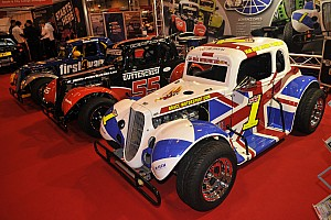 Champions put on sell-out show at Autosport International