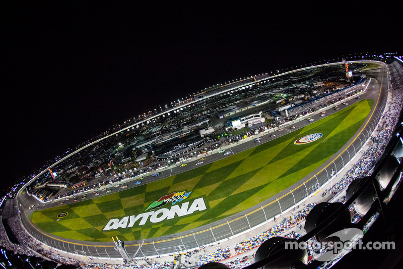 NASCAR Next drivers top charts during Truck test at Daytona
