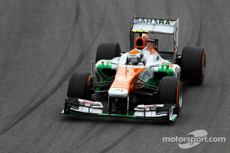 Sahara Force India signs multi-year partnership with Roshfrans