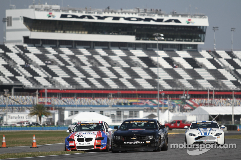 CTSC official entry list for Daytona