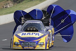 NHRA Testing report DSR looked in winning form at Palm Beach International Raceway