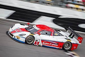 Action Express Racing revs up for Rolex 24 at Daytona