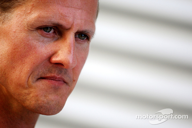 Schumacher 'will not give up' - family
