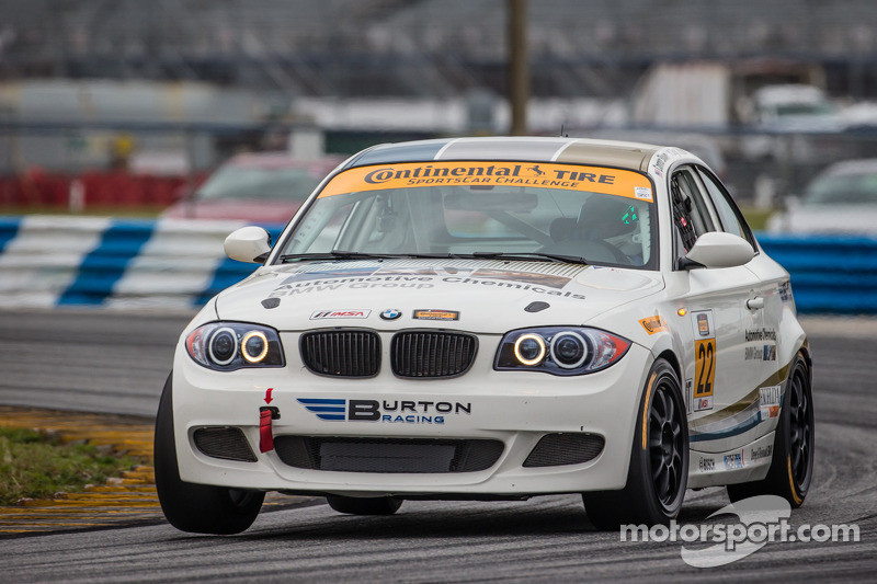 Burton Racing set for BMW performance 200 at Daytona