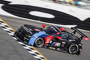 Successful USCC debut: BMW Team RLL comes second and fourth at the Daytona 24 Hours