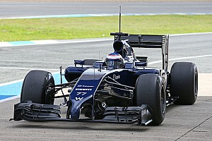 Valtteri Bottas showed 3rd best time in 2nd day of tests in Jerez