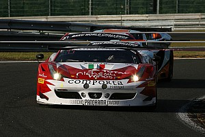 Three Ferrari 458 Italia cars for AF Corse