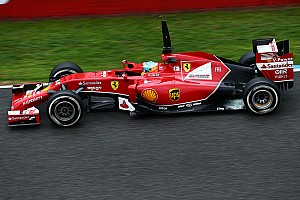 Formula 1 Testing report Ferrari: Over 1000km in Jerez