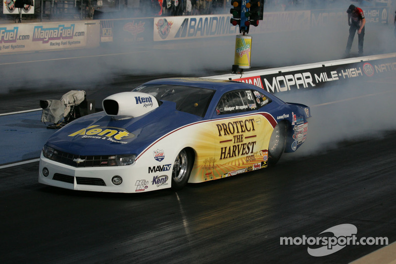Pomona shows promise for Rodger Brogdon