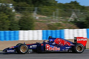 Formula 1 Breaking news More Renault trouble for Toro Rosso at Misano