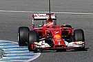 Report - Ferrari sandbagging at Jerez?