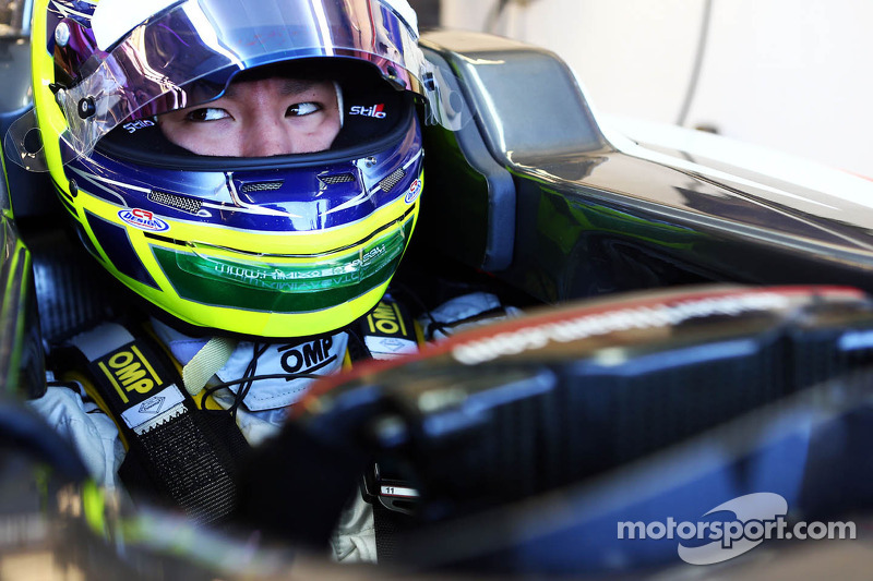Kimiya Sato lands GP2 seat with Campos