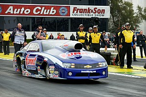 NHRA Pro Stock driver Jason Line determined to keep winning for healing teammate Anderson