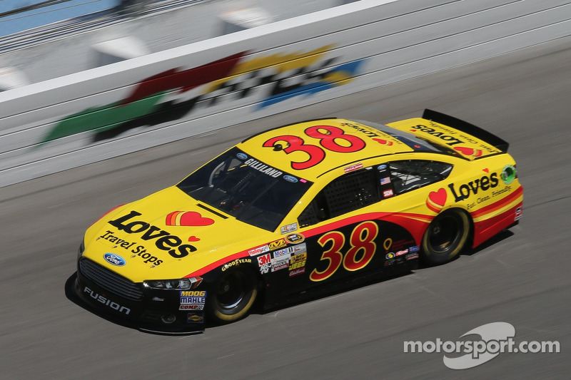 Gilliland returns Fast Love's Ford to Superspeedway
