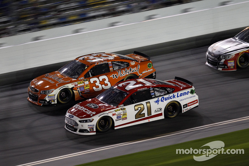 Bayne earns a Daytona 500 starting spot