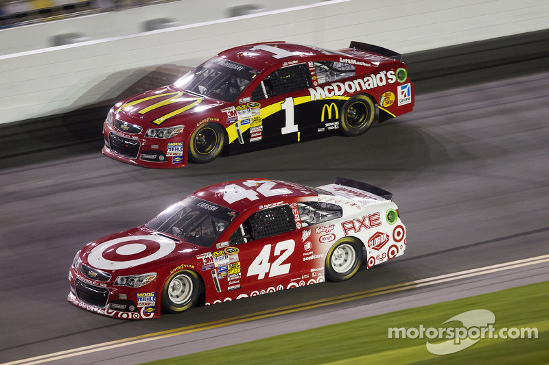 Kyle Larson talks about multi-car accident on lap 162 on the Daytona 500