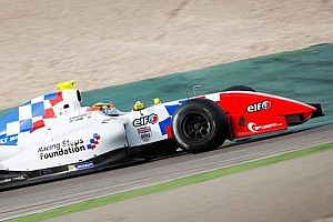 Oliver Rowland beats Motorland Aragon lap record in first day of test