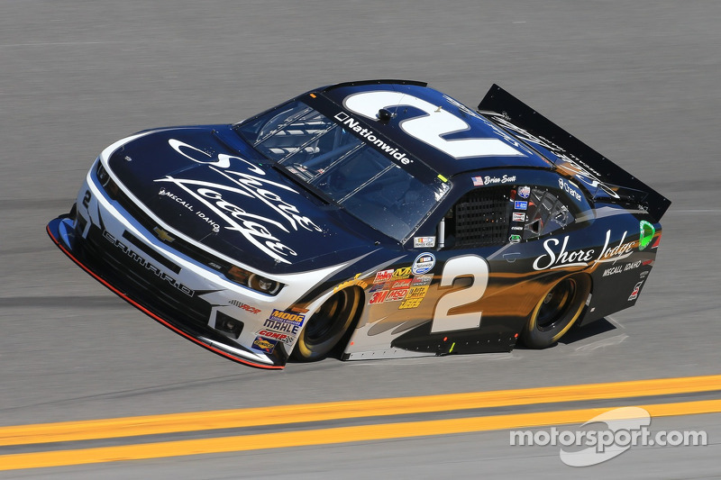 Brian Scott and Richard Childress Racing Phoenix preview