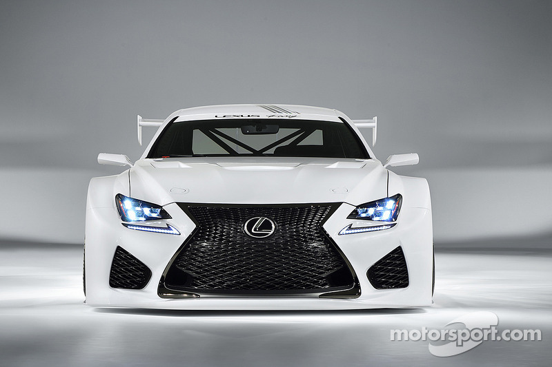 Lexus GT3 concept revealed