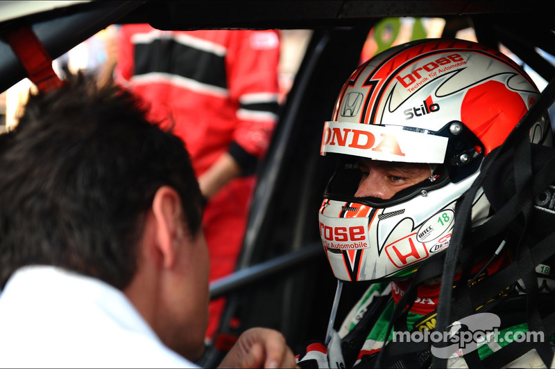 Tiago Monteiro and Honda complete their most productive test at Paul Ricard