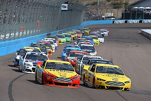NASCAR Sprint Cup Race report Ford Racing at Phoenix One: Drivers' post race quotes