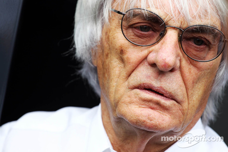 Ecclestone not ruling out engine rules tweaks