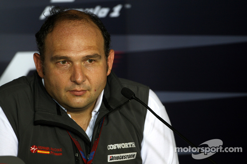 Court action threatens Kolles' F1 plans