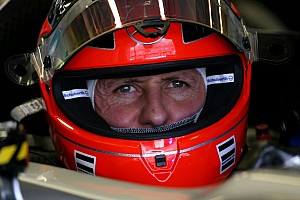 Formula 1 Breaking news Schumacher no longer on respirator - report