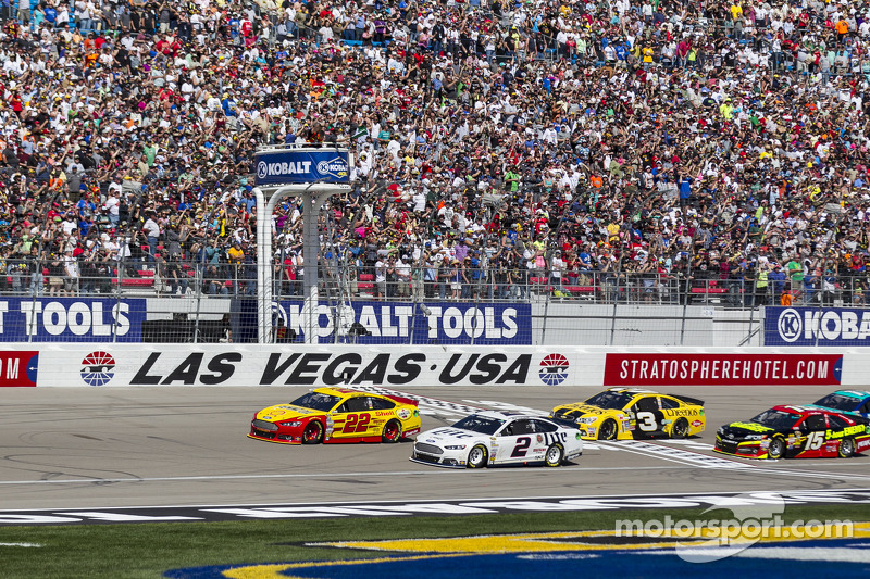 Team Penske previews Food City 500