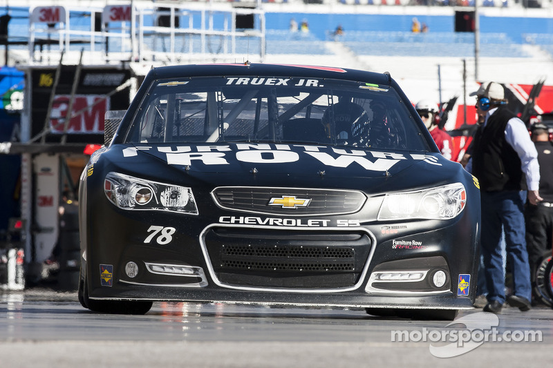 Truex Jr. ready for short track at Bristol