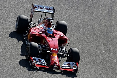 Alonso draws first blood in Melbourne