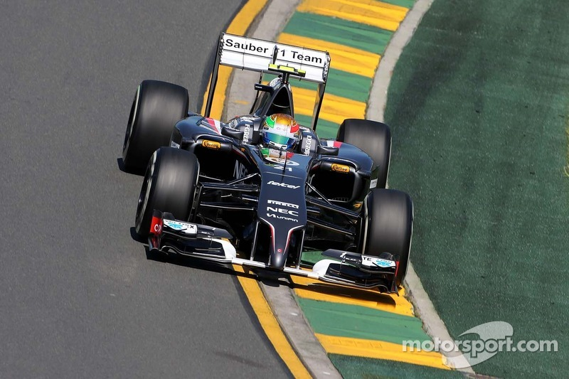 Unexpected outcome for Sauber at Melbourne