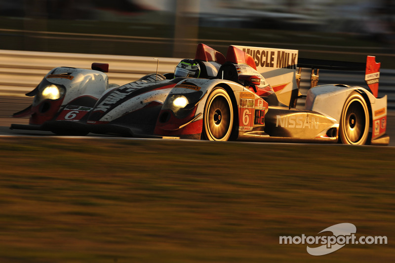 Muscle Milk Pickett Racing struggles at Sebring