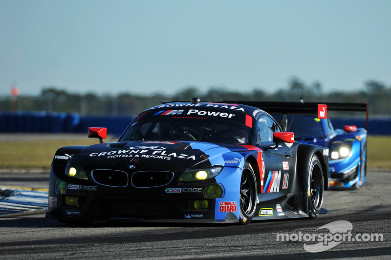 12h Sebring: BMW claims second USCC podium of the year