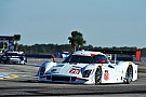 Epic podium for Starworks PC at Twelve Hours of Sebring