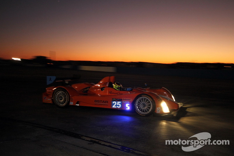 Michael Marsal delivers big performance in Sebring